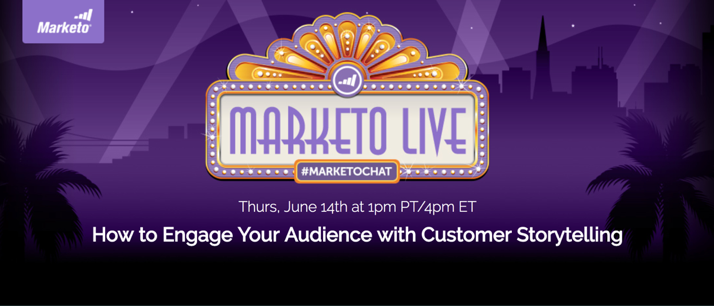 Marketo Live Customer Content Example