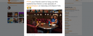 Nickelodeon Visual Content Example