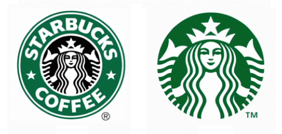Starbucks Brand Refresh Example