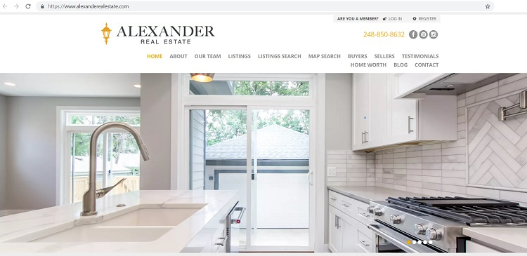 Alexander Real Estate Example
