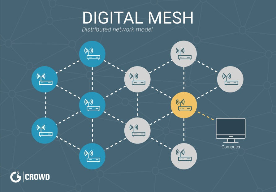 Digital Mesh Network
