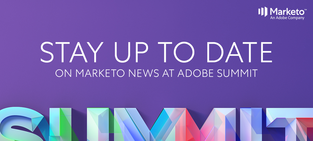 Adobe Summit 2019 Redirect Banner