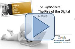 The Rise of the Digital Native