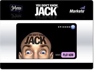 B2B Online Marketing - You Don't Know Jack