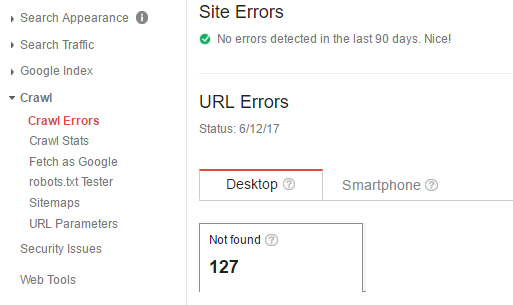 find 404s in google
