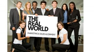 The Real World: Marketing and Sales Alignment